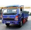De Lange Vrachtwagen van de Wielbasis FAW Genlyon