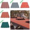 Azulejo de material para techos acanalado de la resina sintetizada del Asa