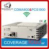 Amplificateur de survolteurs à deux bandes de signal de téléphone mobile de CDMA/PCS