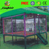 Most Popular Full Cover Kids Spring Trampoline