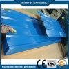 Hoja coloreada ladrillo del hierro acanalado de Aluzinc para el material para techos