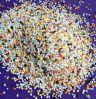 研摩の砂を発破を掛けるプラスチック媒体