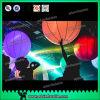 LEDライトが付いている結婚式のイベント党装飾の膨脹可能な球