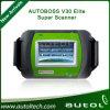 Elite de Autoboss V30 dos veículos do Multi-Tipo da sustentação da ferramenta diagnóstica do carro da elite do SPX Autoboss V30 Construir-na mini atualização da impressora em linha
