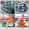 Polvere Coating e Pesante-dovere Warehouse Adjustable Cantilever Rack