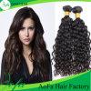 Mongolisches Jungfrau-Menschenhaar-natürliche schwarze Mikroring-Haar-Extension