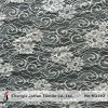 Teste padrão de flor de nylon da tela do laço do algodão (M3192)