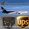 モナコ(フランス)へのUPS International Courier Express From中国