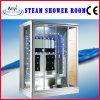 LED Light (AT-0219)를 가진 Steam 호화스러운 샤워실