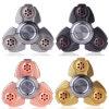 Handspinner-Zink-Legierungs-Puzzlespiel-Finger-Spielzeug EDC-Fokus-Unruhe-Spinner