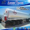 2-Eje 40 pies GNC tubo de gas Bundle Container camión semi remolque