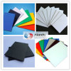panneau de mousse de PVC de couleur de 10mm pour les affichages automatiques