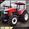 80HP 4WD Farm Tractors avec Multifunctional Farm Implements