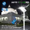Indicatore luminoso di via solare di alta efficienza di Bluesmart con il comitato solare registrabile