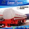 45000 van de Chemische Vloeibare liter Aanhangwagen van de Tanker Semi