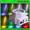Usager neuf de maison de Noël de lumière de Gobo du CREE DEL de RGBW