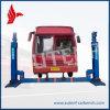 Plataforma de la elevación del omnibus para la reparación y el mantenimiento del omnibus