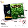 印のホールダーとして最も安いしかし高品質プラスチックPSのカードの陳列台