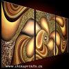 Абстрактные картины маслом на холстине
