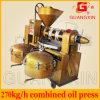Máquina combinada vendedora caliente de la prensa de aceite de cacahuete Yzlxq120