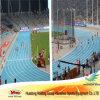 Juegos Asiáticos ecológico pista de atletismo del estadio sintético para los deportes