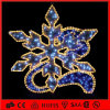 新式のLED PVC花輪のクリスマスのモチーフの雪片ライト