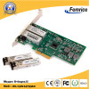 1000Mbps Dual Port SFP Slot Server Interface Network Card