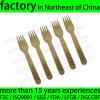 Cutlery en bois Disposable pour Bakery et Restaurtant