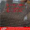 Metal di alta qualità Decorative Wire Mesh/Stainless Steel Decorative Curtain Screen (fornitore)