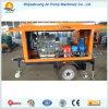 Bomba de água de secagem da exploração agrícola do motor Diesel