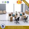 (HX-PT5069) Bureau MDF Bureau Bureau Écran Bureau de travail Bureau Partition Mur