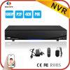 rede NVR do ponto de entrada do P2p da segurança de 4CH 1080P