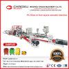 PC Blatt drei vier Schichten Plastikstrangpresßling-Maschinen-für reisenden Beutel (YX-23P)