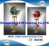 Yaye 18熱い販売法の競争価格の高品質の照明宝石用原石の地球ライト地球