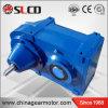 Fabricante profesional de caja de engranajes helicoidal del alimentador del eje serie-paralelo de FC