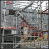 انزلاق مقاومة يغلفن بناء فولاذ سلّم