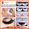 Corrección sin pelusa de los latigazos del ojo de la belleza y del cuidado personal bajo la hoja del ojo