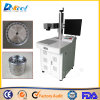 Дешевая машина отметки лазера волокна CNC 20W для металла