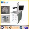 Машина маркировки лазера волокна CNC 20W Dekcel для гравировки металла