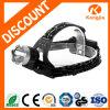 Ultra langes Scheinwerfer-Taschenlampen-Stirnband der Arbeitszeit-10W 800lumen