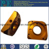 Peças de trituração do revestimento do CNC do metal da elevada precisão