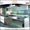N&L現代様式の金属のステンレス鋼の屋外の食器棚