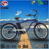 Bici hidráulica del crucero de la playa del hombre de la suspensión del marco de la aleación para la venta