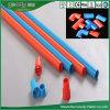 Tubo de conducto de PVC de color, Tubo de conducto eléctrico UPVC, Tubo de PVC plástico