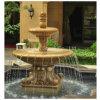 G682 Fontein van het Water van de Tuin van de Steen van het Graniet van de Roest de Gele