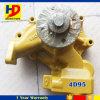 Bomba de água das peças de motor Diesel 4D95 para KOMATSU