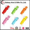 La venta superior de nylon material tubular luminosos LED parpadeante cordones de los zapatos