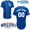 Baseball blu Jersey di Kansas City Royals