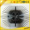 Perfil modificado para requisitos particulares del aluminio de la protuberancia del disipador de calor