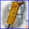 Venta caliente de los cortacircuítos precio hidráulico del martillo del nuevo para el pequeño excavador 2-5 toneladas